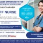 Successfully recruited 30 to B.Sc Dialysis Nurse to KSA
